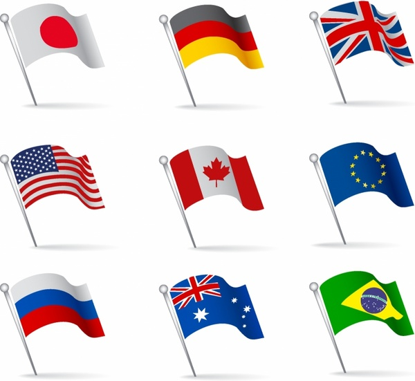 American flag vector art free vector download (210,624 Free vector.