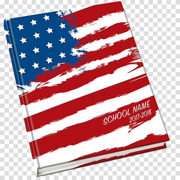 Yearbook 0 Flag of the United States Americans, yearbook.