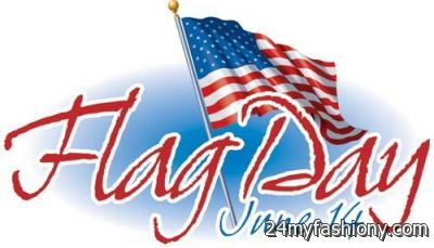 Happy Flag Day Clip Art images 2016.