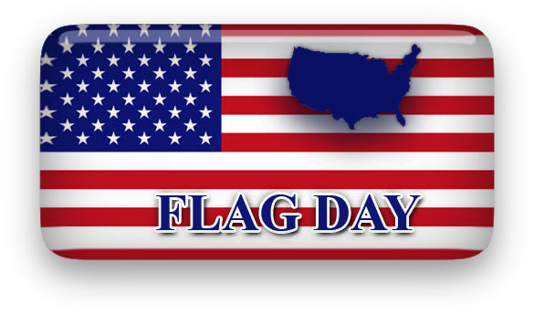 Free Flag Day Clipart.