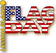 4th July Flag.