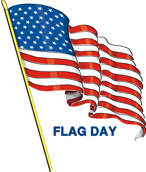 Flag Day Clipart Free.