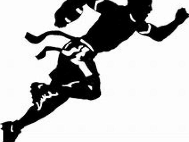 Flag Football Clipart 4.