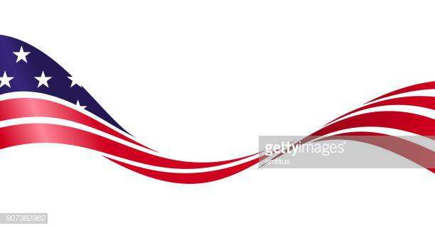60 Top American Flag Stock Illustrations, Clip art, Cartoons.
