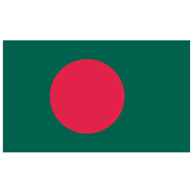 BANGLADESH FLAG VECTOR.