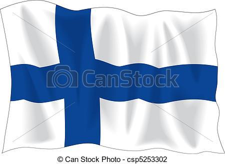 Finnish flag Illustrations and Clip Art. 1,767 Finnish flag.