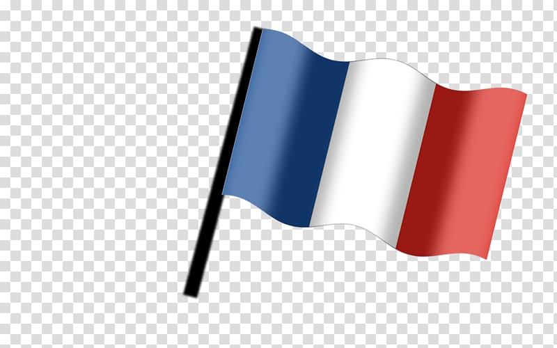 Flag of France National flag , france transparent background.