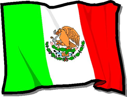 Mexican flag free animated mexico flags mexican clipart.