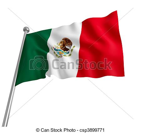 Mexican flag Stock Illustration Images. 3,057 Mexican flag.