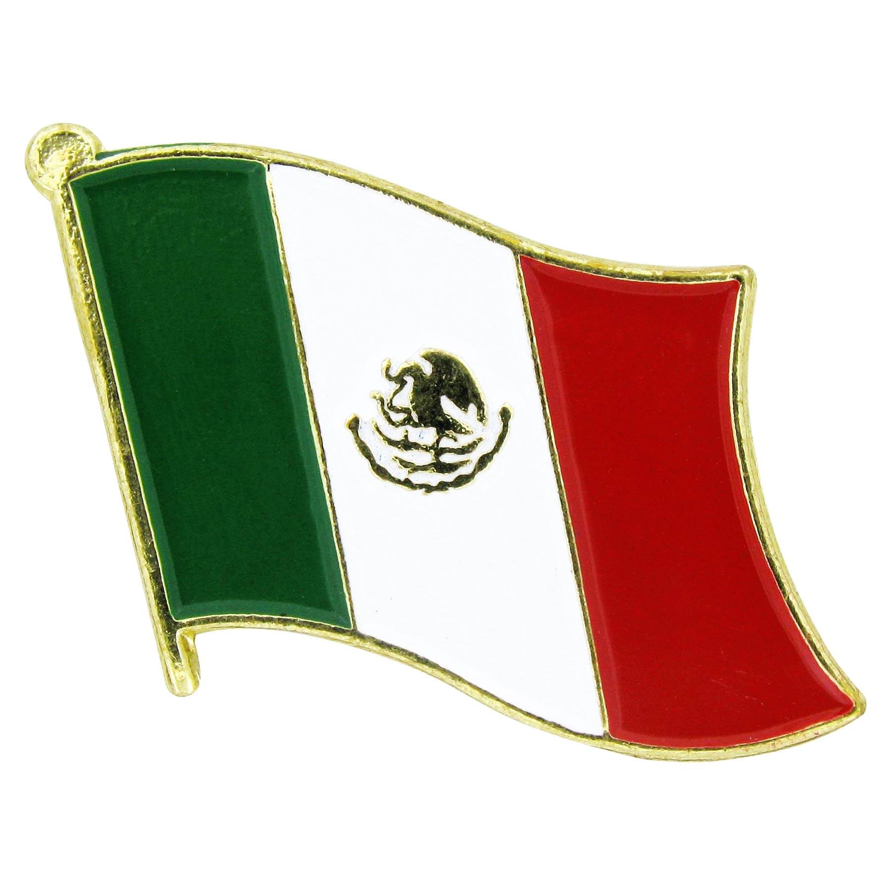Mexican Flag Clip Art Free.