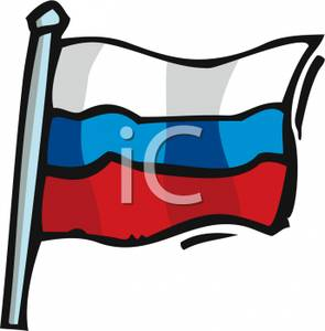 Showing post & media for Russia flag cartoon.