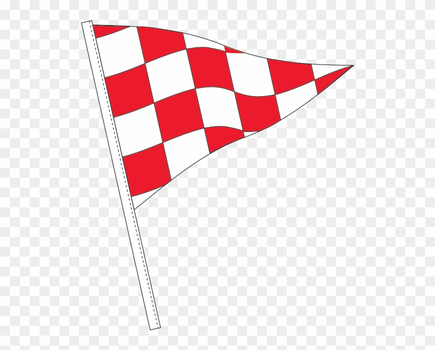 Pennant Clipart Checkered Flag.