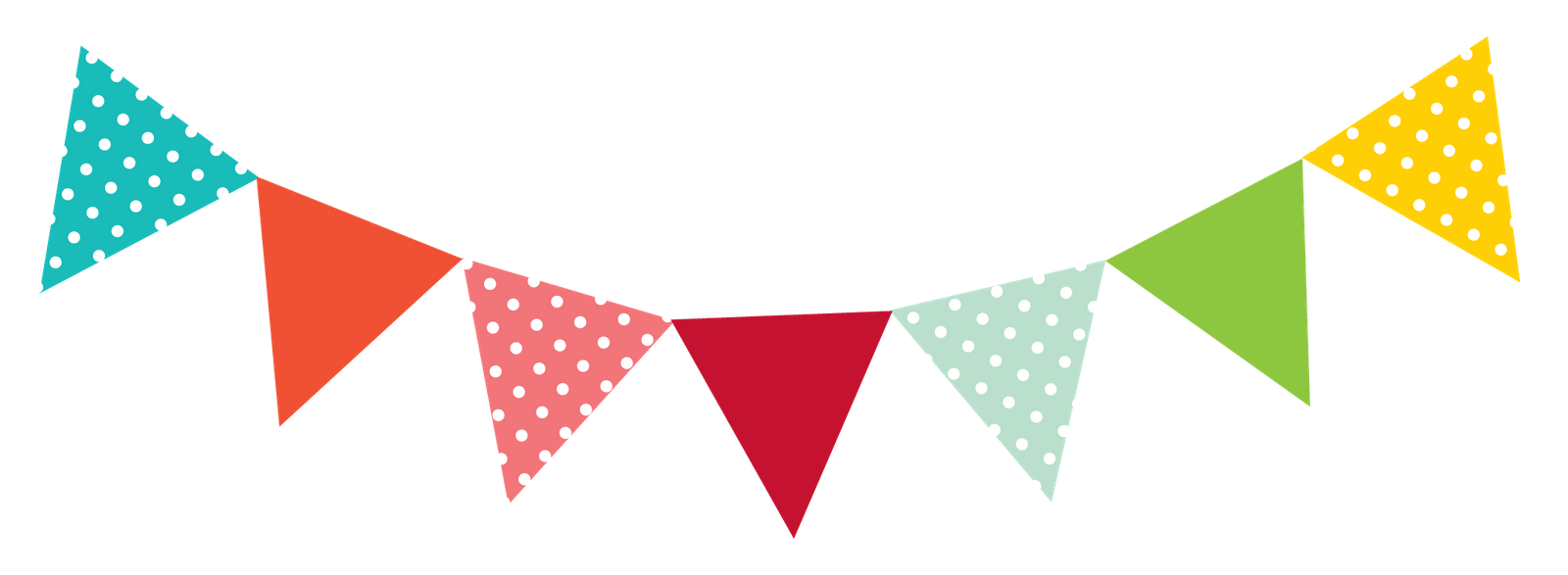 651 Pennant free clipart.