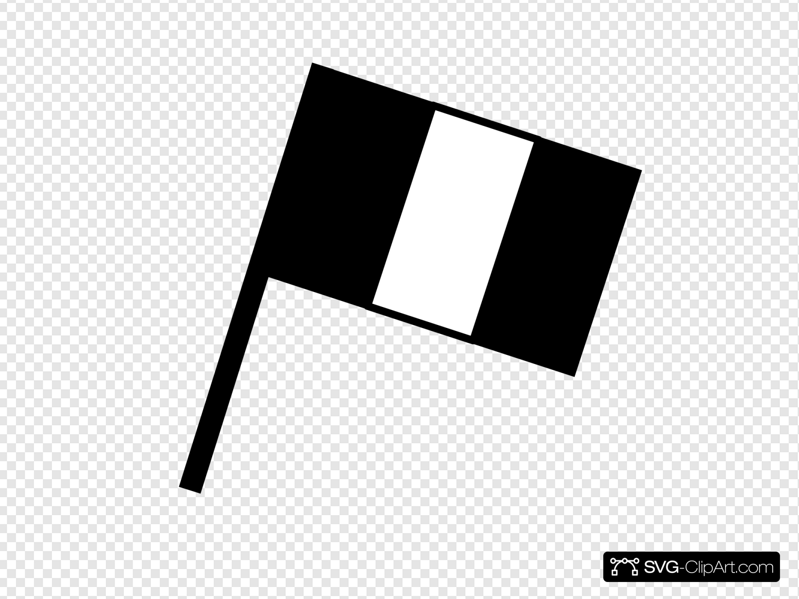 Flag Of France Silhouette Clip art, Icon and SVG.