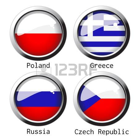 331 Czech Republic Football Team Stock Vector Illustration And.