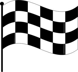 Auto Racing Clipart Imagewinners Checkered Flagsymbols.