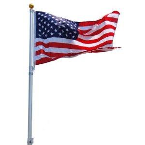Flag Pole Clipart.