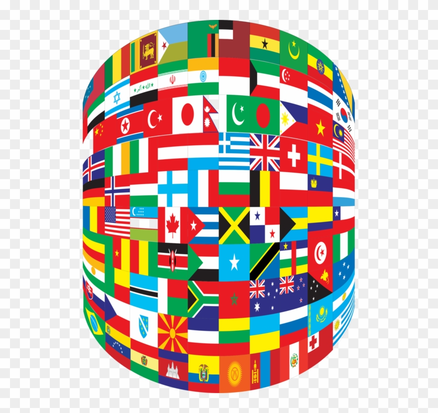 World Flag World Flag Flags Of The World Globe.