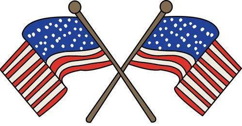 Flags Clipart.