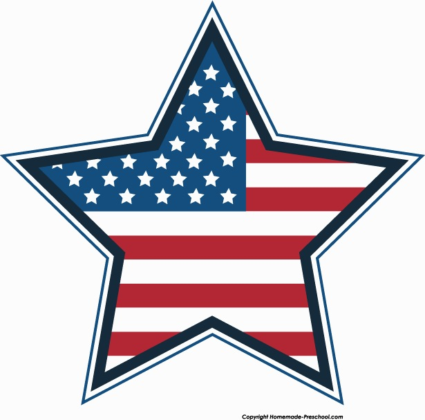 American Flags Clipart Free Download Clip Art.