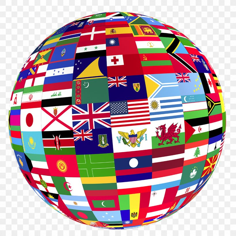 Globe Flags Of The World Clip Art, PNG, 1000x1000px, Globe.