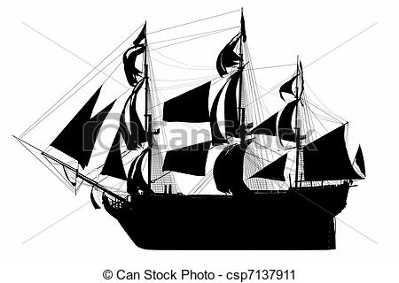 Flagship Illustrations and Clip Art. 240 Flagship royalty free.