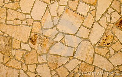 Flagstone Background Royalty Free Stock Image.