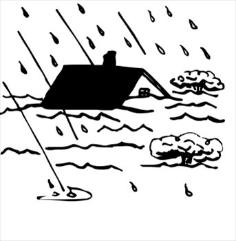 Flood Clipart.