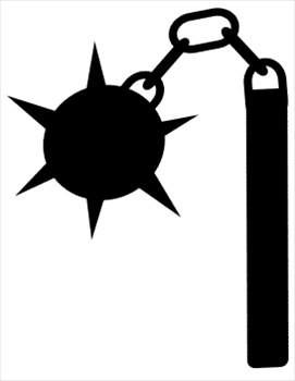 Free flail Clipart.