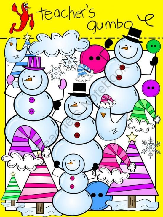 1000+ images about Clipart: Winter on Pinterest.
