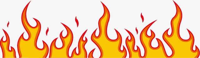 Flames, Vector, Fire, Combustion PNG and Vector with Transparent.