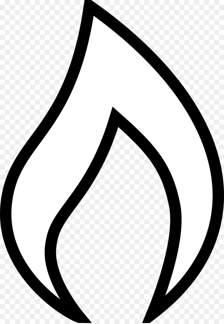 Flame Cartoon clipart.