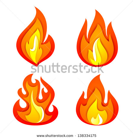 Flame Clip Art For Cars.