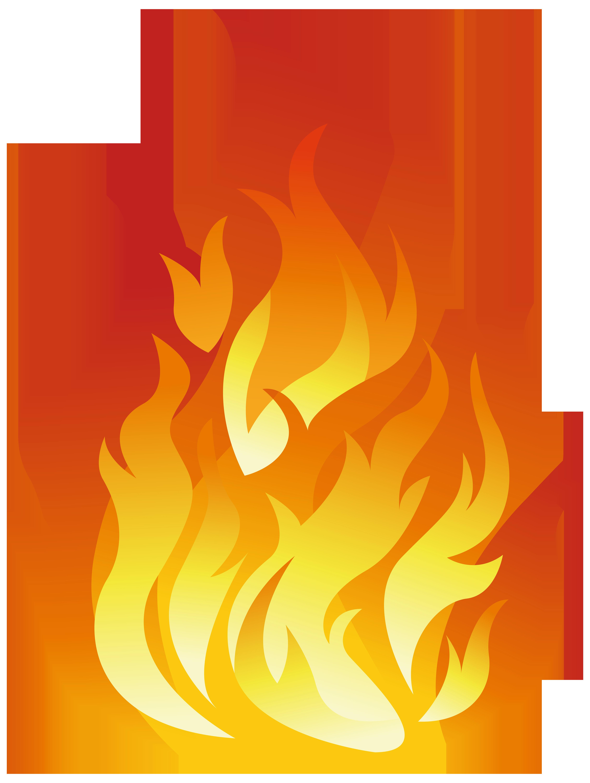 Flame Fire Clip art.