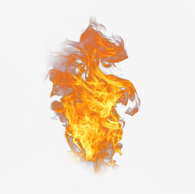 Red Flame Material PNG, Clipart, Cool, Effect, Element, Fire, Fire.