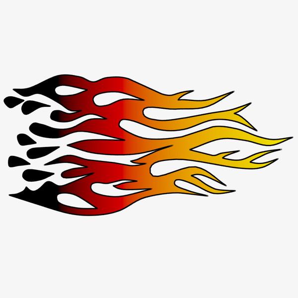 Flames Clipart.