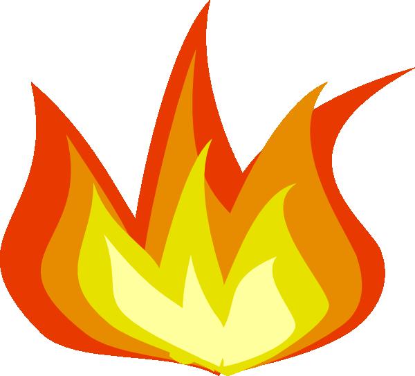 Fire Flames Clipart.