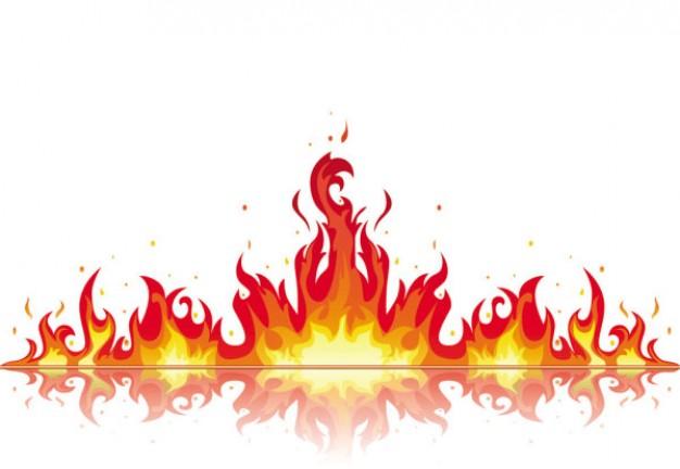 Flames Clipart & Flames Clip Art Images.