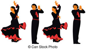 Flamenco Illustrations and Clip Art. 1,789 Flamenco royalty free.