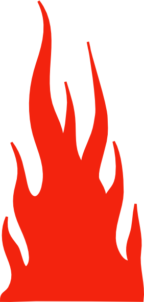 Flames flame clipart.