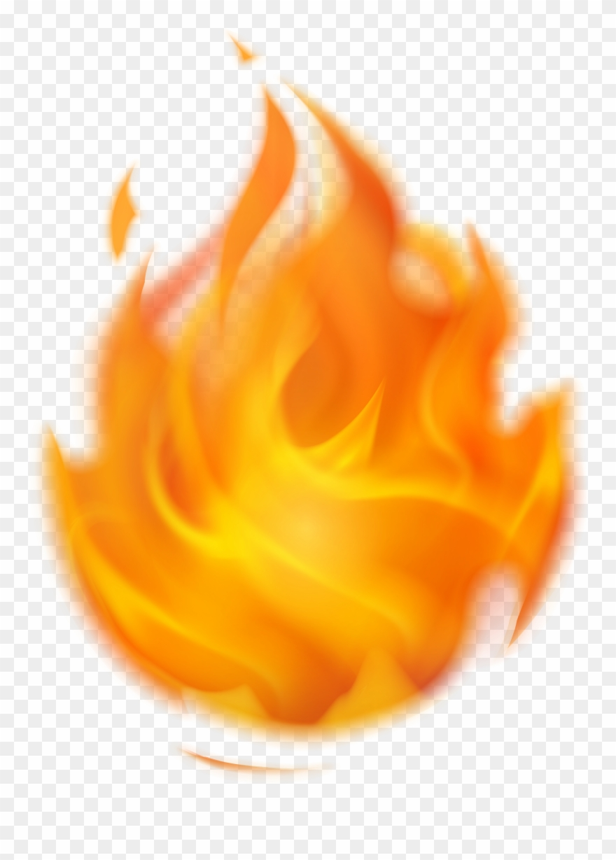 Flames Clipart Revival.