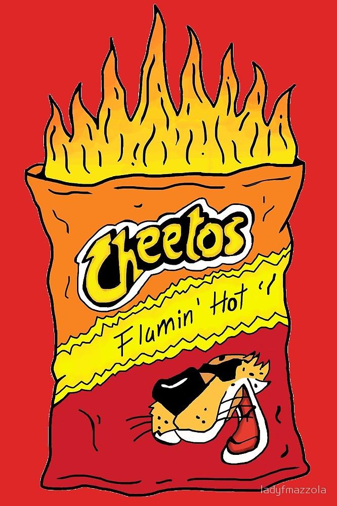 Flamin\' Hot Cheetos \