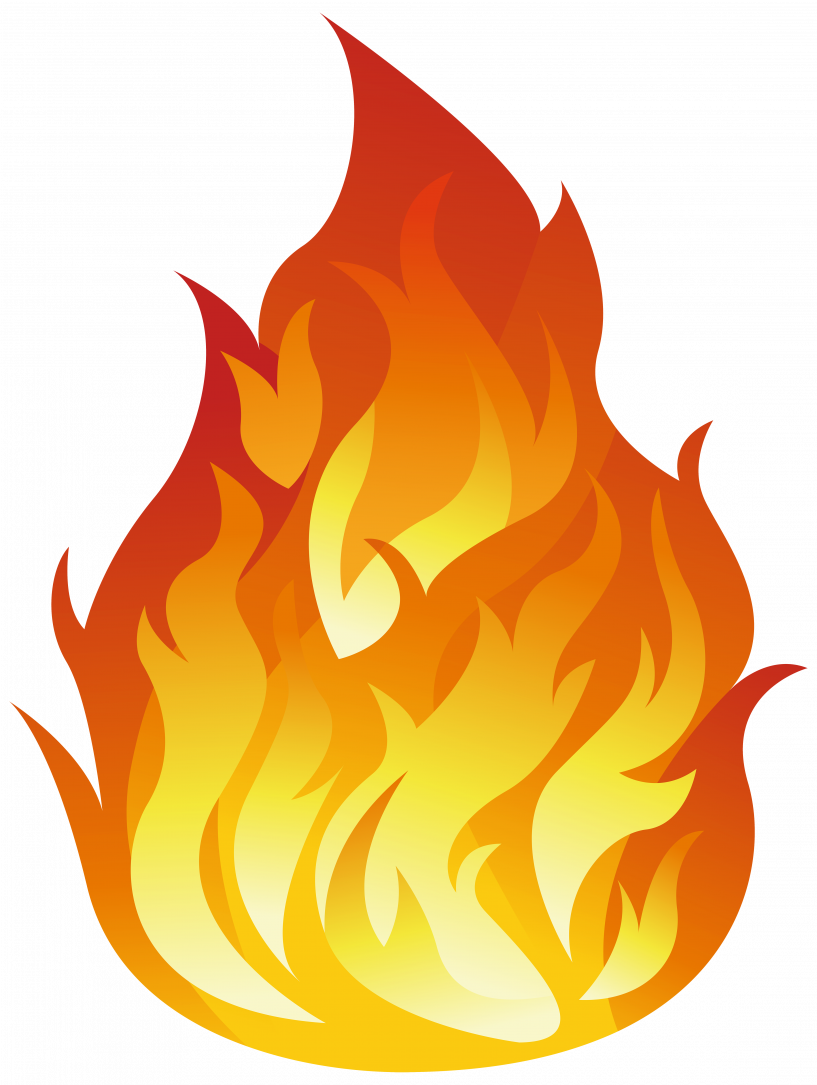 Dove Clipart Flame.