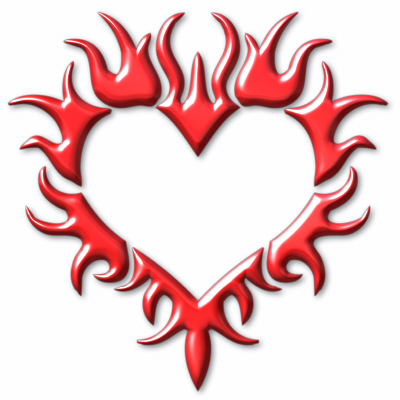 Free Flame Heart Cliparts, Download Free Clip Art, Free Clip.