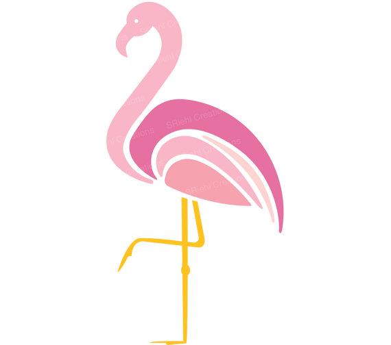 Flamingo clip art free free clipart images.