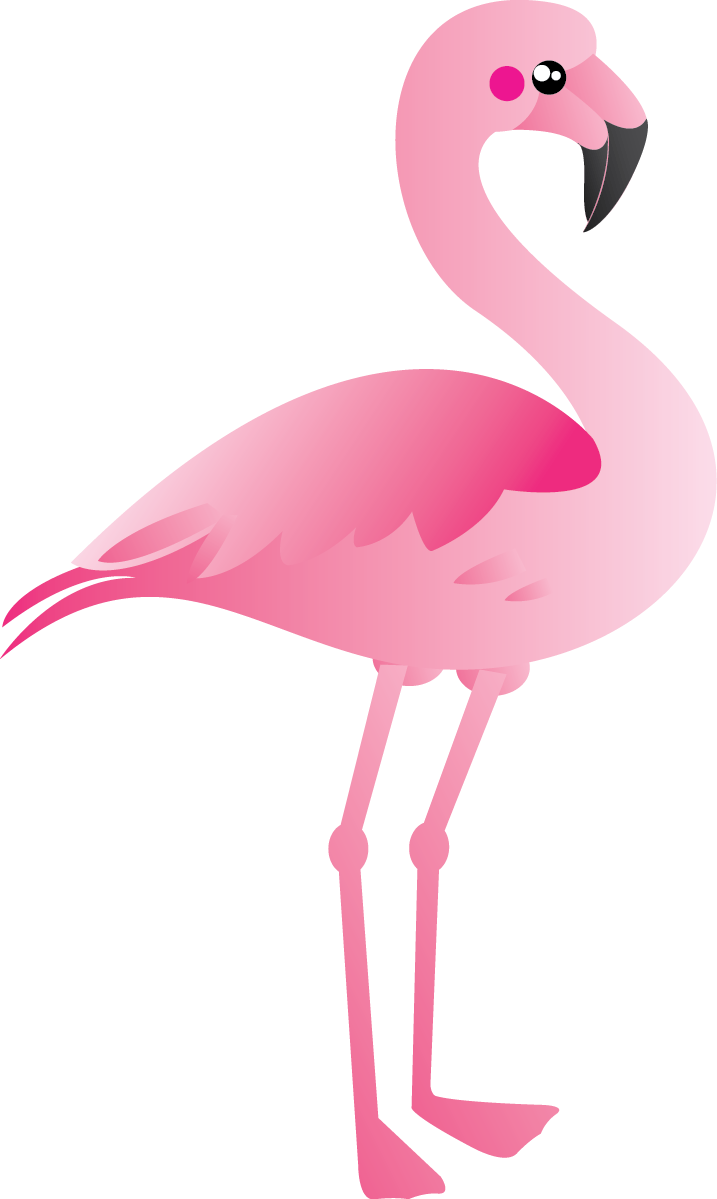 Free to Use & Public Domain Flamingo Clip Art.