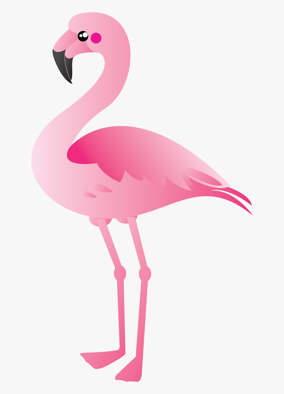 Free Cute Pink Flamingo Clip Art Flamingo11.