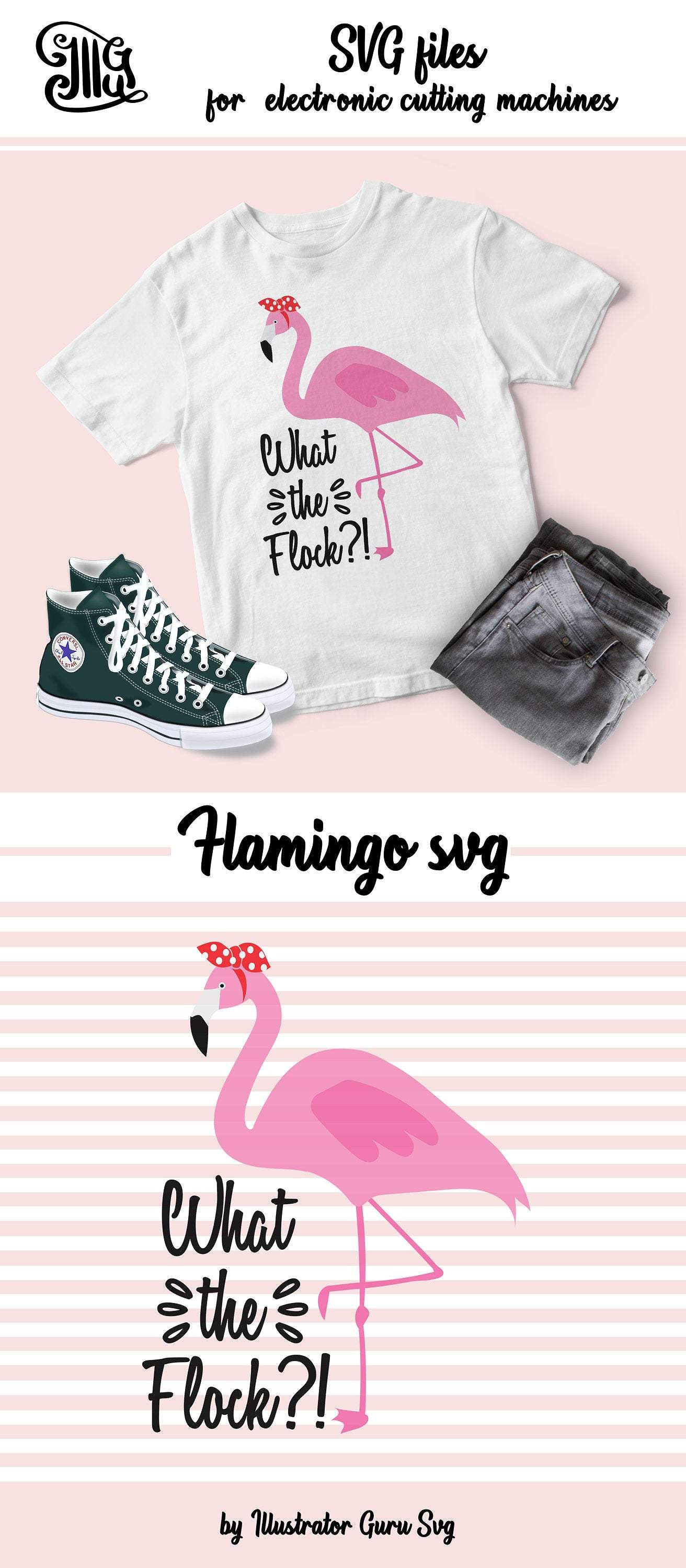 What the flock svg, flamingo SVG, flamingo clipart, summer svg, flamingo  sayings svg, party svg, beach svg, beach clipart.