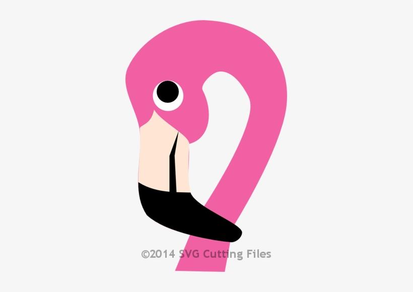 Head Clipart Flamingo.