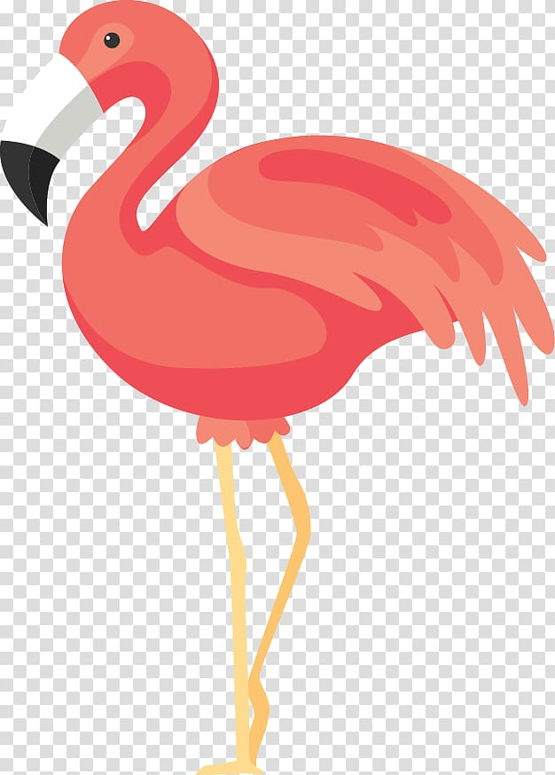 Pink flamingo , Flamingos Rendering Icon, Flamingos.